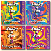 Complete set of 4 Funky 'n Fun CDs